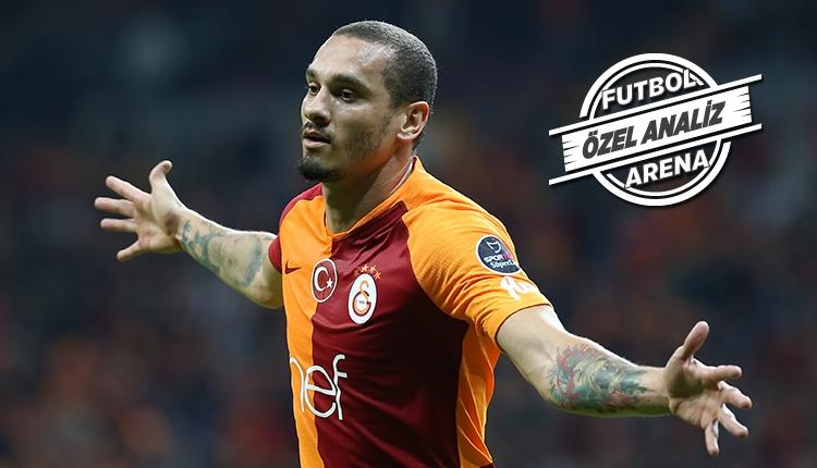 Maicon Galatasaray'ı kurtardı