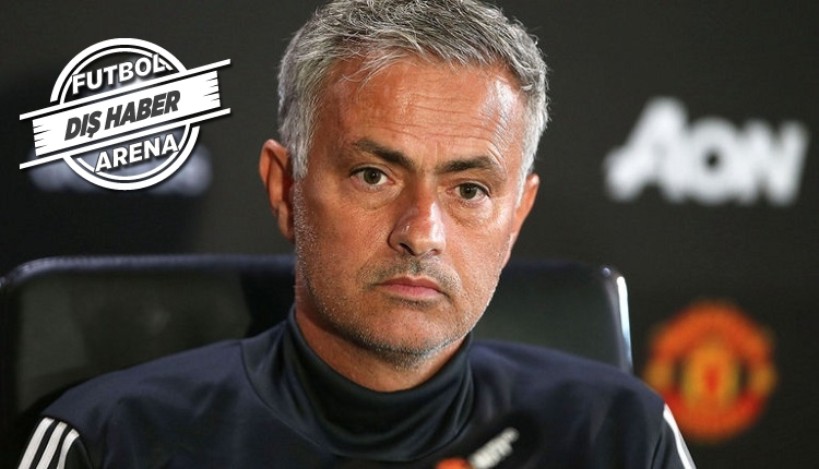 Manchester United'da deprem! Jose Mourinho...