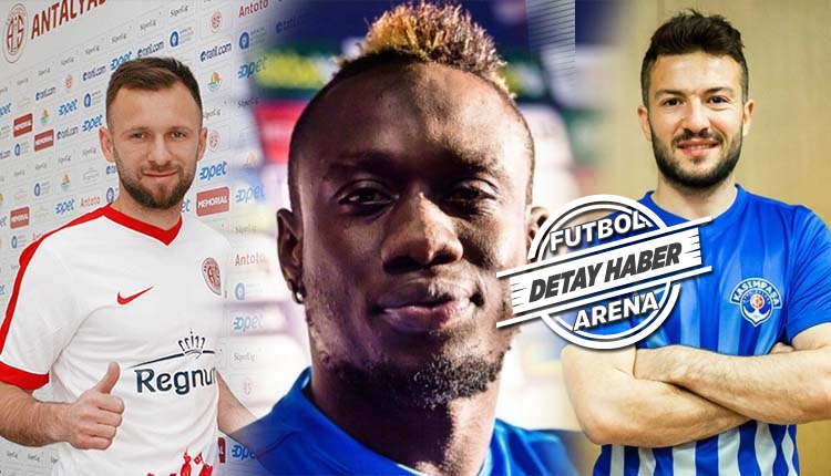 Mbaye Diagne, Özgür Çek ve Hakan Özmert, Avrupa'ya damga vurdu