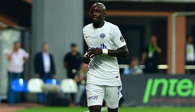 Mbaye Diagne'den Galatasaray itirafı 'Ocak ayında...'