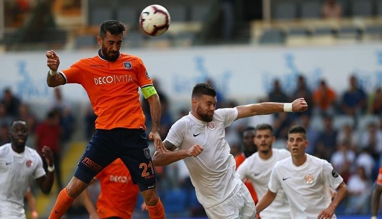 Medipol Başakşehir 4-0 Antalyaspor maç özeti ve golleri