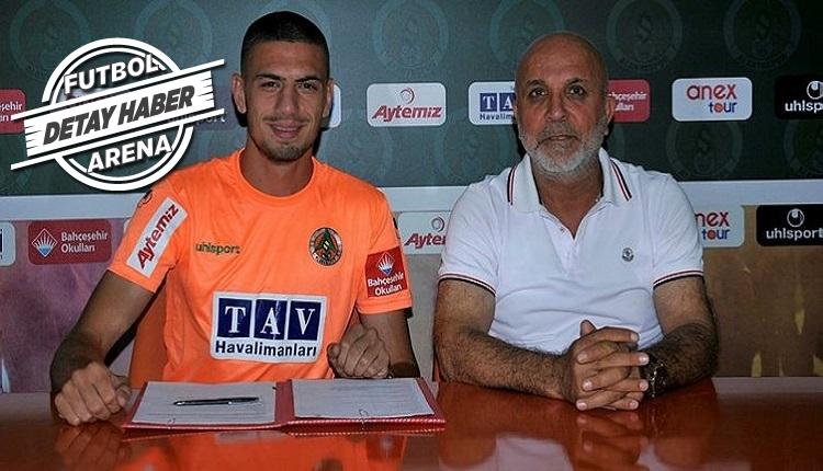 Merih Demiral Trabzonspor'a attığı golle kariyerinde ilki yaşadı