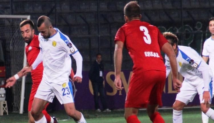 MKE Ankaragücü 2-1 Serik Belediyespor maç özeti ve golleri (İZLE)