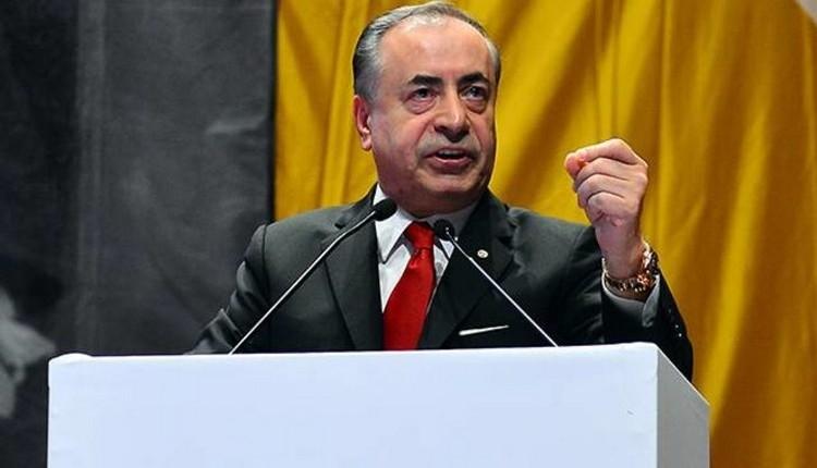 Mustafa Cengiz'den Genel Kurul'da sert sözler
