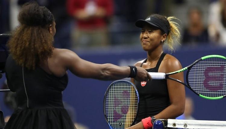 Naomi Osaka Serena Williams'ı yenerek şampiyon oldu! Olaylı ABD Açık finali