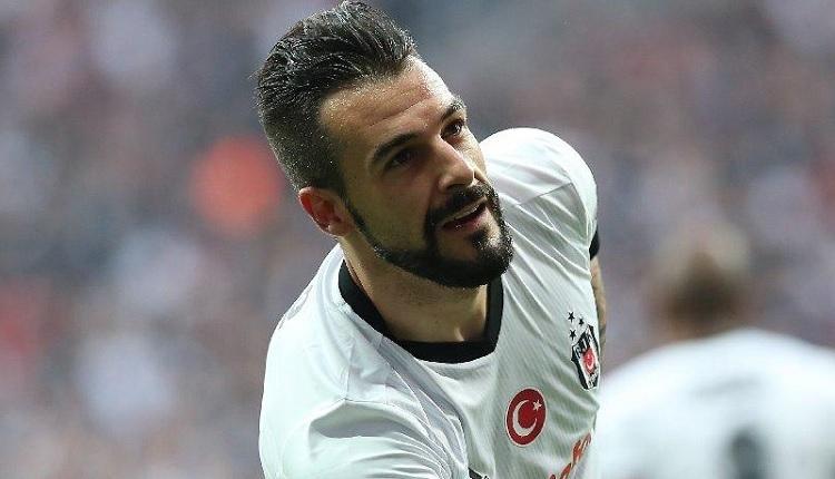 Negredo'dan Beşiktaş'a duygusal veda mesajı