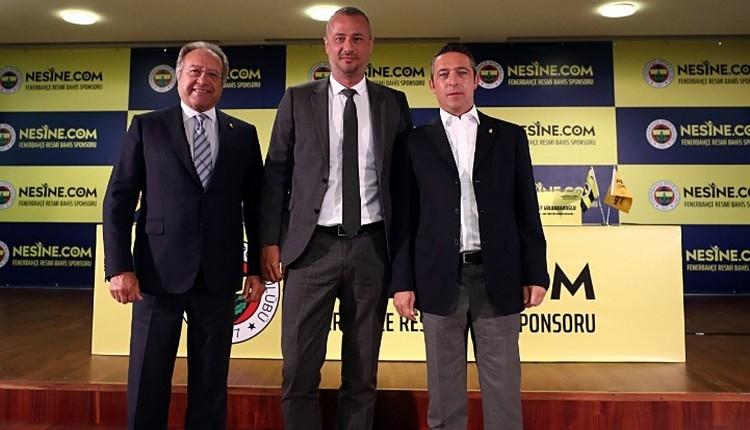 Nesine.com, Fenerbahçe'ye sponsor oldu
