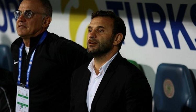 Okan Buruk Fenerbahçe galibiyeti sonrası neler söyledi?