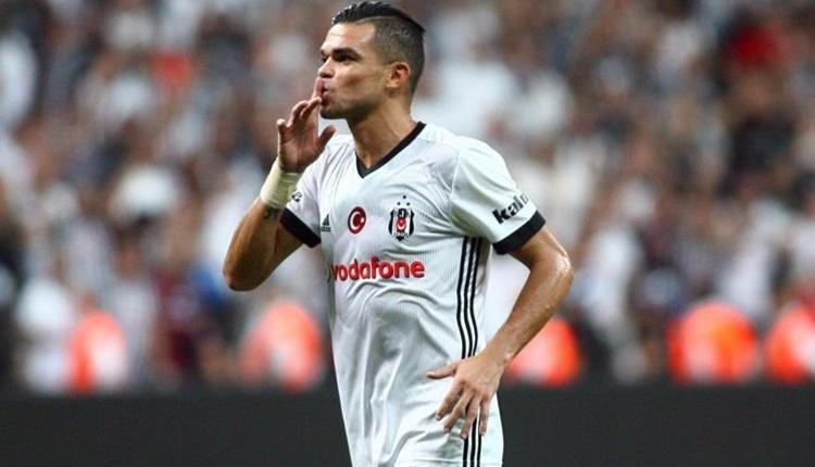 BJK Haberi: Pepe sonradan eklendi, yılın savunmacısı seçildi! İlginç detay