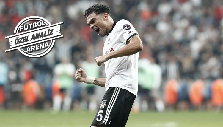 Pepe, Süper Lig'in zirvesinde!