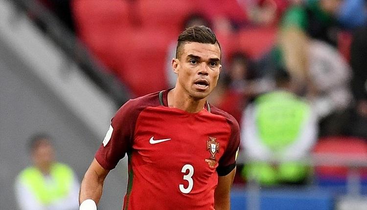 Pepe'nin Portekiz - Hırvatistan maçında attığı golü (İZLE)