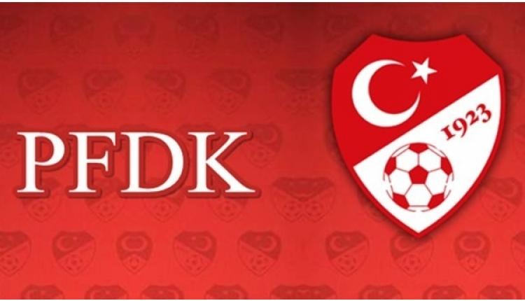 PFDK açıkladı! Fenerbahçe ve Beşiktaş'a para cezası