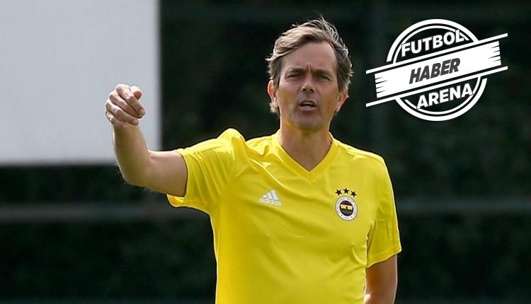 Philip Cocu, yeni transferleri ilk 11'e hazırlıyor!