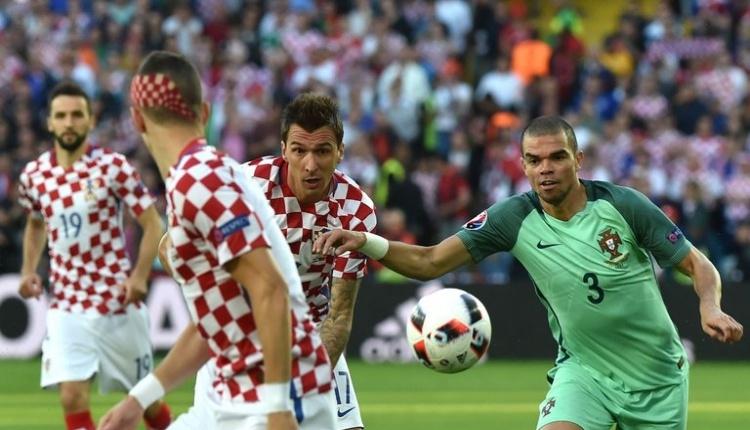 Portekiz - Hırvatistan saat kaçta, hangi kanalda? (Portekiz - Hırvatistan maçı canlı izle)