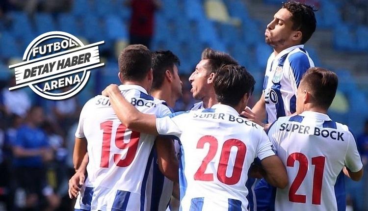 Porto, Türk takımlarına karşı kaybetmiyor