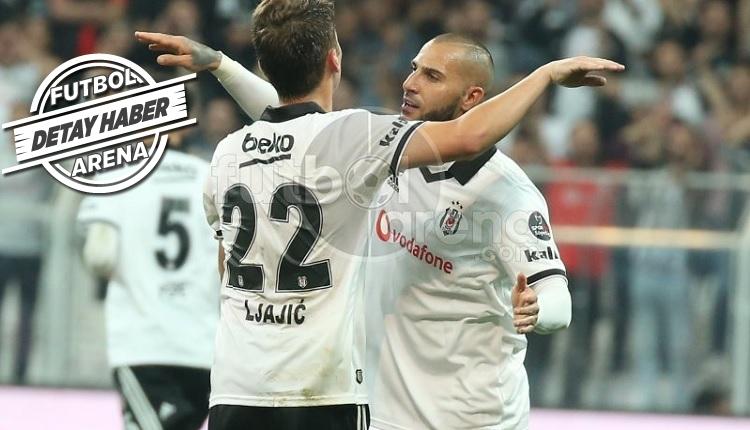 Quaresma Kayserispor maçında kariyerinin 100. golünü attı