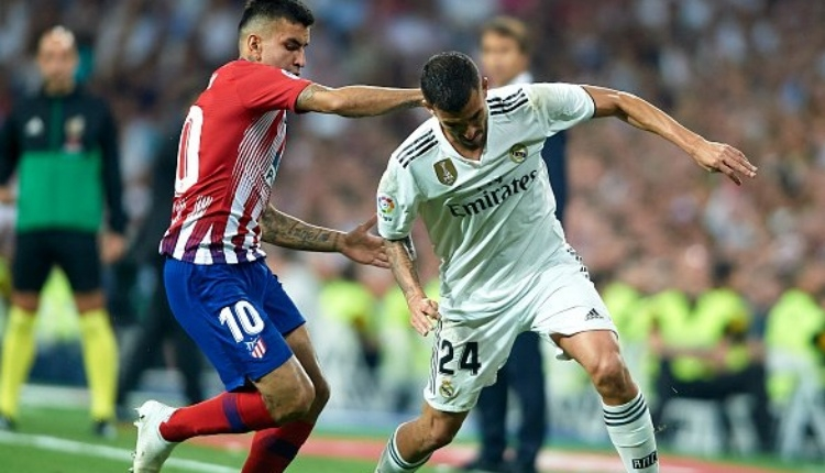 Real Madrid 0-0 Atletico Madrid maç özeti izle