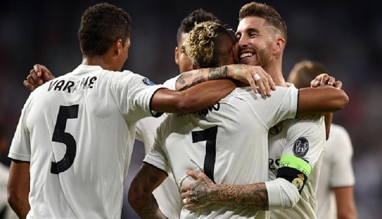 Real Madrid 3-0 Roma maç özeti ve golleri
