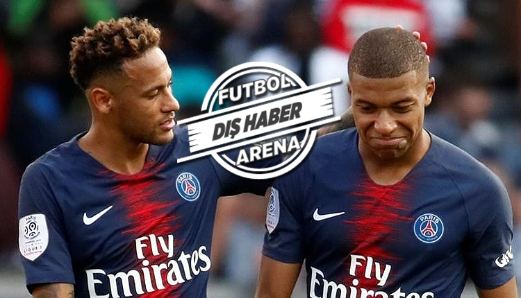 Real Madrid'den Neymar ve Mbappe için 372 milyon Euro!