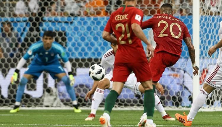 Ricardo Quaresma'nın golü Puskas ödülüne aday!