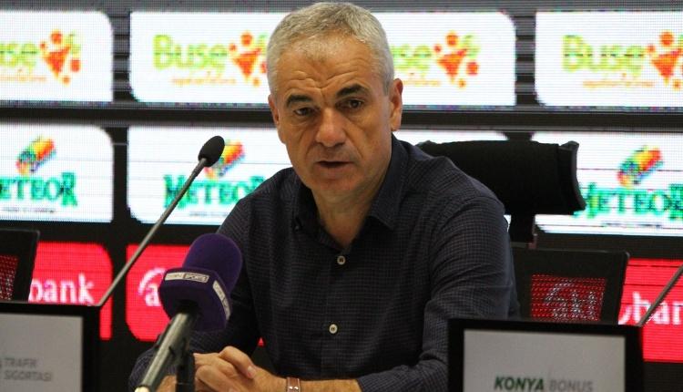 Rıza Çalımbay'dan Fenerbahçe maçı açıklaması: ''Kazanmamız gerekiyordu''