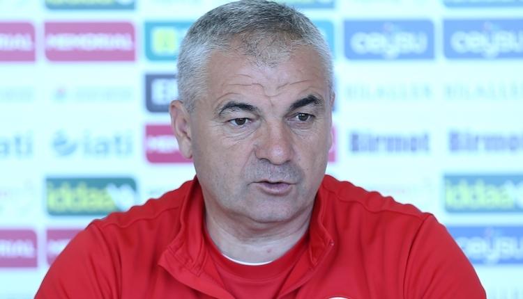 Rıza Çalımbay'dan Kayserispor maçı açıklaması: ''Hakettik''
