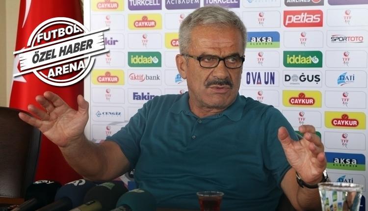 Rizespor Başkanı Hasan Kemal Yardımcı: 'Mustafa Denizli, Okan Buruk ve Aykut Kocaman...'