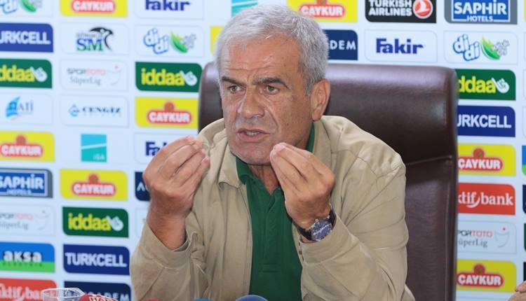 Rizespor yeni teknik direktörü kim olacak? Başkan Hasan Kemal Yardımcı'dan açıklama