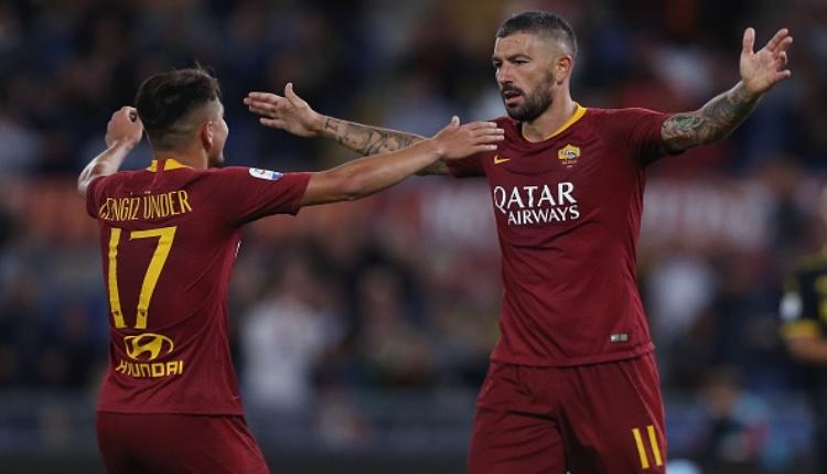 Roma 4-0 Frosinone maç özeti ve golleri (İZLE)
