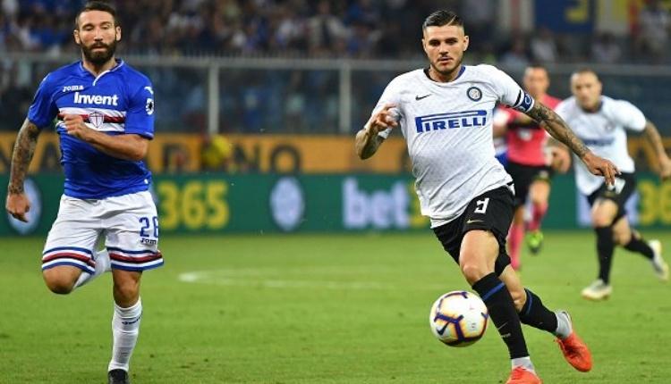 Sampdoria - İnter maçına VAR damgası! Toplam 3 gol iptal edildi