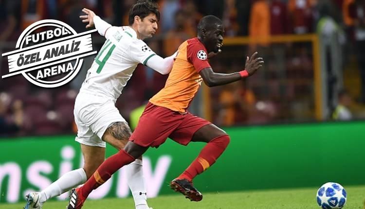 Şampiyonlar Ligi'nde ilk haftaya Badou Ndiaye damgası