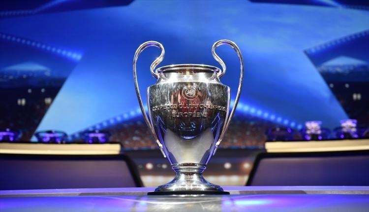Şampiyonlar Ligi'nde oynayan takımların ligde aldığı sonuçlar