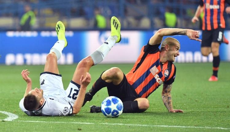 Shakhtar Donetsk 2-2 Hoffenheim maç özeti ve golleri(İZLE)