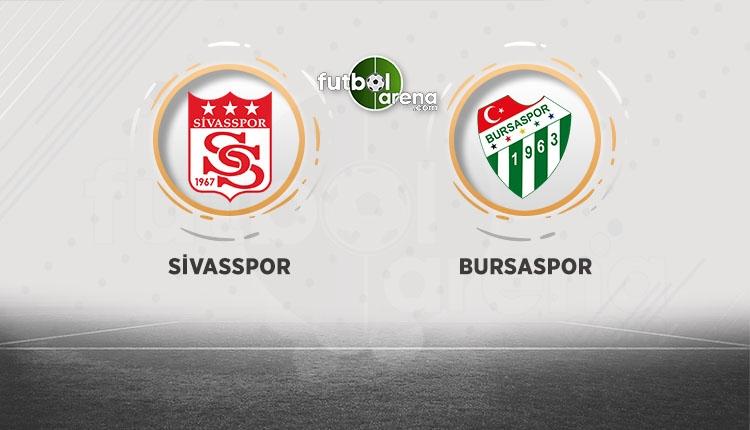 Sivasspor Bursaspor beIN Sports canlı şifresiz izle (Sivas Bursa CANLI)