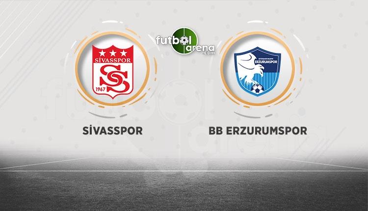Sivasspor Erzurumspor beIN Sports canlı şifresiz izle (Sivas Erzurum CANLI)