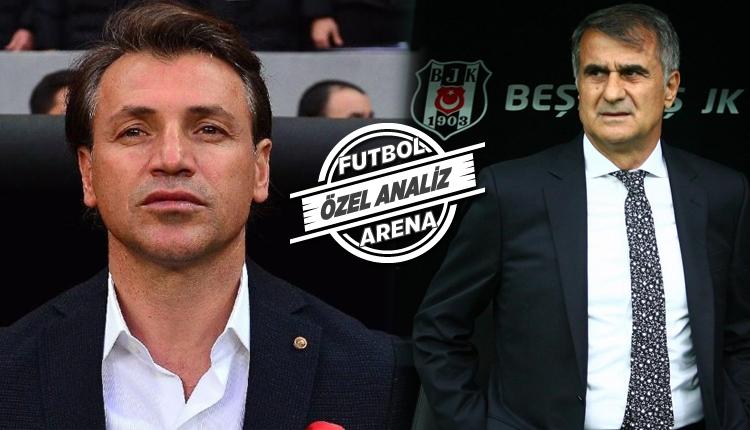 Sivasspor'da, Beşiktaş benzerliği! Tamer Tuna ve Şenol Güneş