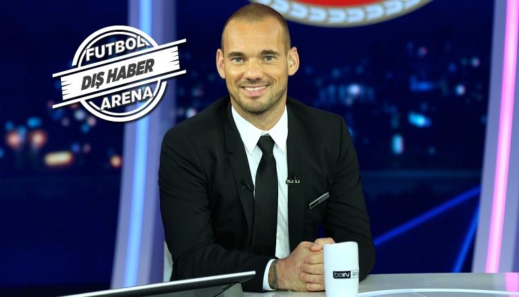 Sneijder Galatasaray'ın Lokomotiv galibiyeti için neler söyledi?