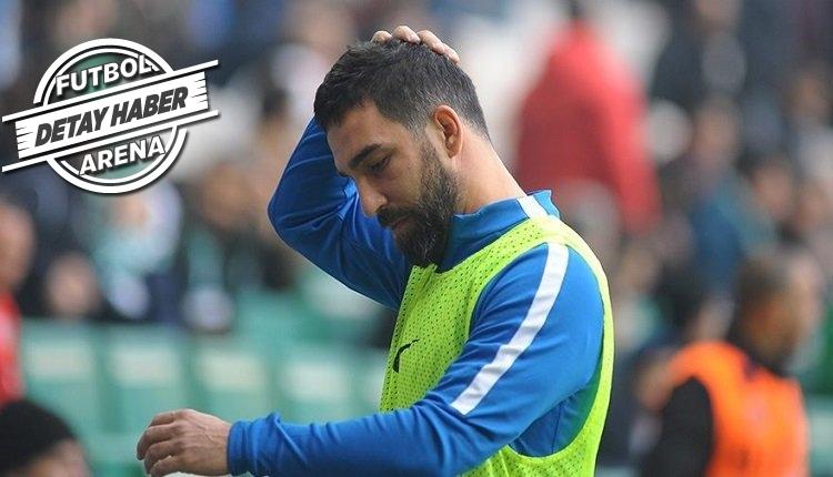 Süper Lig'de değeri düşen futbolcular! Zirvede Arda Turan