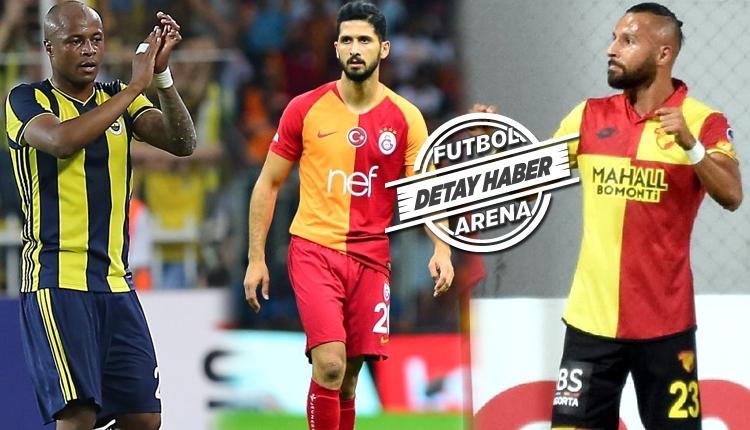 Süper Lig'de transfere damga vuran isim; Yasin Öztekin