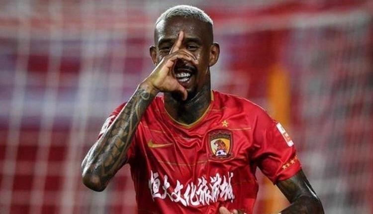 Talisca, Çin'de gollerine devam ediyor (İZLE)