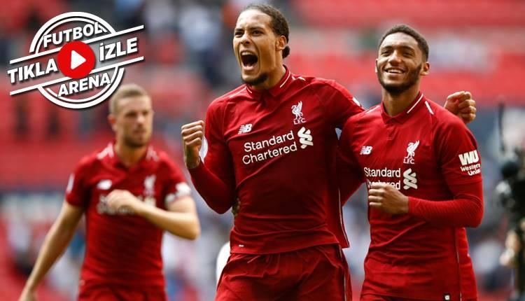 Tottenham 1-2 Liverpool maçı özeti ve golleri (İZLE)