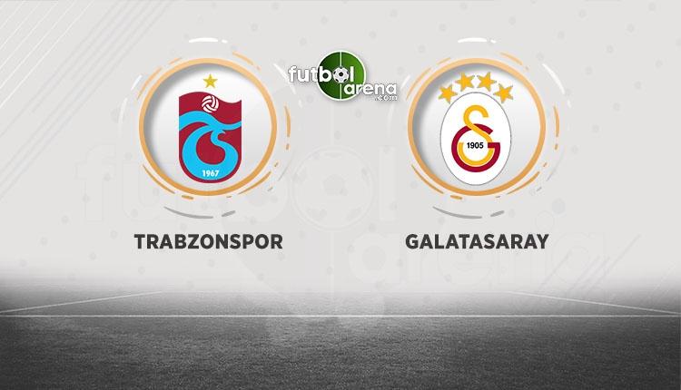 Trabzonspor - Galatasaray canlı şifresiz izle (TS GS beIN Sports canlı)