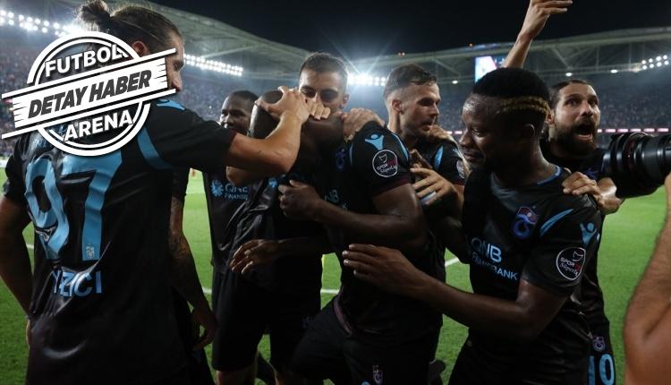 Trabzonspor, Galatasaray'a karşı tarihin en farklı galibiyetini elde etti