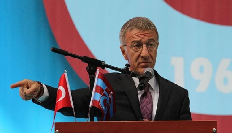 Trabzonspor'da Ahmet Ağaoğlu'ndan flaş uyarı: 'Ciddi bir ödeme sıkıntısı var'