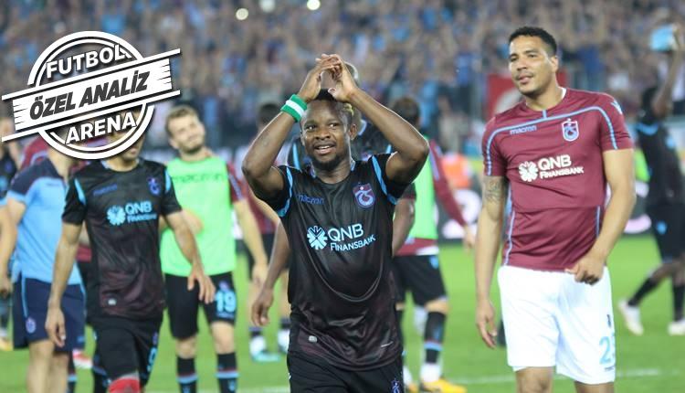 Trabzonspor'da Ogenyi Onazi fırtınası!