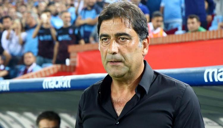 Trabzonspor'da Ünal Karaman hedefi açıkladı: