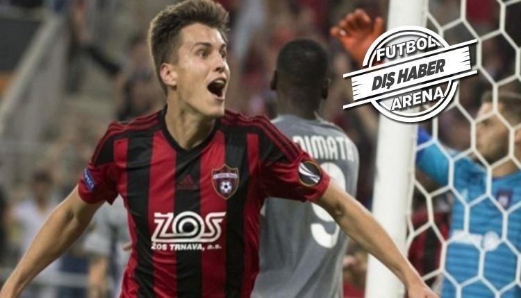 Trnava'da Matej Oravec'ten Fenerbahçe'ye gözdağı