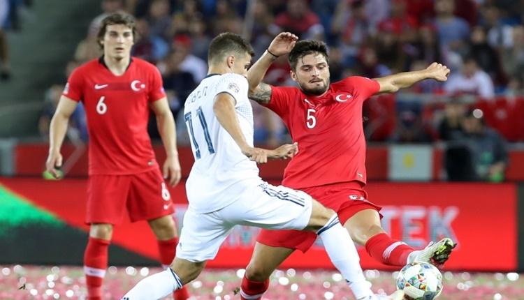 Türkiye 1 - 2 Rusya maçın özeti ve golleri