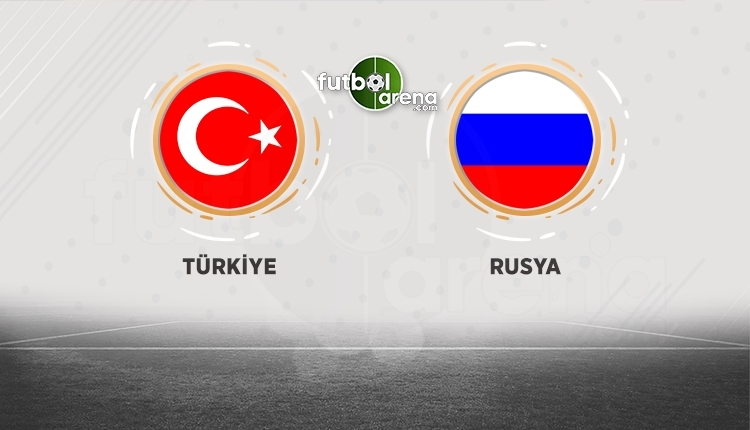 Türkiye - Rusya maçını canlı ve şifresiz izle (TRT 1 Türkiye - Rusya izle)