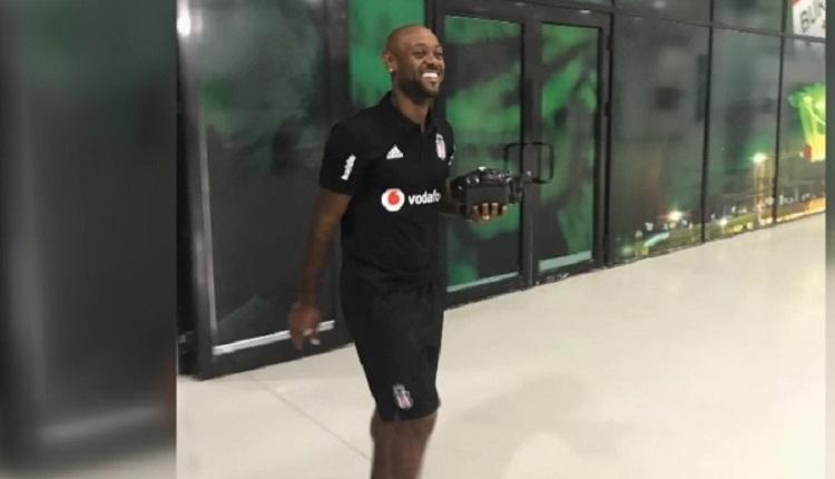 Vagner Love'un Bursaspor maçı sonrası tepki çeken görüntüsü